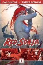 Red Sonja: Queen of the Plagues Volume 1