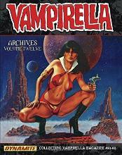 Vampirella Archives Volume 12