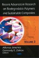 Recent Advances in Research on Biodegradable Polymers & Sustainable Composites