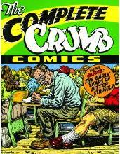 The Complete Crumb Comics: The Early Years of Bitter Struggle Volume 1