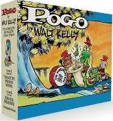 Pogo: Complete Syndicated Comic Strips Box Set Vol. 1-2