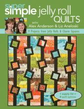 Super Simple Jelly Roll Quilts