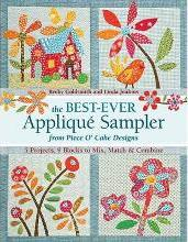 The Best Ever Applique Sampler from Piece O' Cake Designs