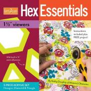 "Fast2cut Hexessentials 11/2"" Peepers"