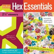 """fast2Cut (R) HexEssentials 21/2"""" Peepers"""