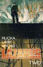 Lazarus: Lift volume 2