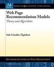 Web Page Recommendation Models