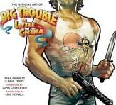 The Official Art of Big Trouble in Little China