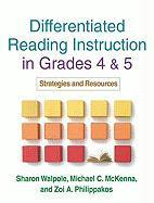 Differentiated Reading Instruction in Grades 4 and 5