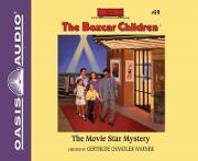 The Movie Star Mystery (Library Edition)