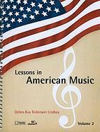 Lessons in American Music: v. 2