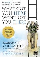 What Got You Here Won't Get You There: A Round Table Comic
