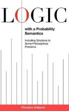 Logic with a Probability Semantics