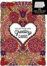 Color-Your-Own Greeting Cards