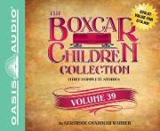 The Boxcar Children Collection Volume 39
