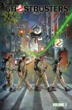 Ghostbusters Volume 1 The Man From The Mirror