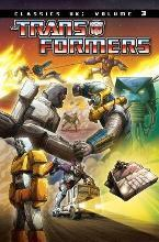 Transformers Classics Uk Volume 3
