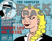 Complete Chester Gould's Dick Tracy: Volume 14