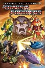 Transformers Classics UK: Volume 5