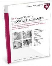 2014 Annual Report on Prostate Diseases 2014