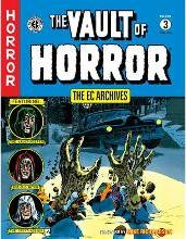 The Ec Archives: The Vault Of Horror Volume 3