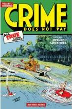 Crime Does Not Pay Archives: Volume 7
