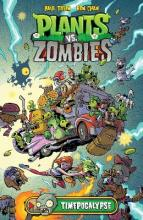 Plants vs Zombies Volume 2: Timepocalypse