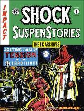 Ec Archives: Shock Suspense Stories Volume One