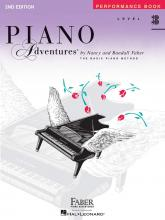 Faber Piano Adventures: Performance Book Level 3B