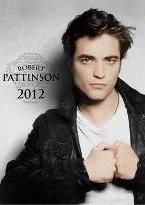 Robert Pattinson 2012 Calendar