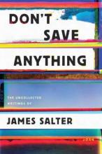 Don't Save Anything