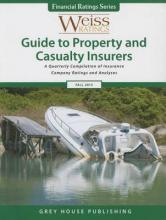 Weiss Ratings Guide to Property & Casualty Insurers, Fall 2015