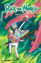 Rick and Morty Hardcover Book 2