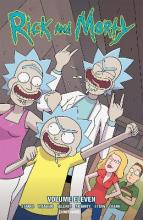 Rick and Morty Volume 7 by Kyle Starks 9781785867644 Paperback, 2018
