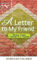 A Letter to My Friend