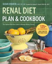 Renal Diet Plan and Cookbook