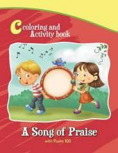 Psalm 100 Coloring Book and Activity Book