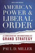 American Power and Liberal Order