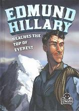 Edmund Hillary Reaches the Top of Everest