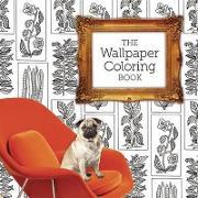 The Wallpaper Coloring Book