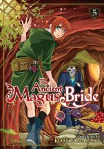 The Ancient Magus Bride: Vol. 5