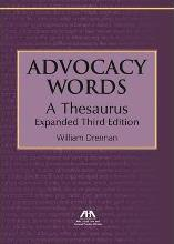 Advocacy Words, a Thesaurus