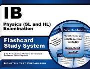 Ib Physics (SL and Hl) Examination Flashcard Study System