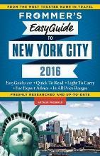 Frommer's EasyGuide to New York City 2016