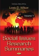 Social Issues Research Summaries
