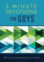 3-Minute Devotions for Guys
