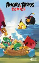 Angry Birds Comics Volume 2 When Pigs Fly