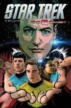 Star Trek: The Q Gambit Volume 9