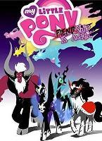 My Little Pony Fiendship Is Magic