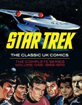 Star Trek The Classic Uk Comics Volume 1
